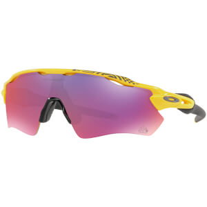 Oakley Radar EV Path Tour de France Limited Edition Sunglasses - Yellow/Prizm Road