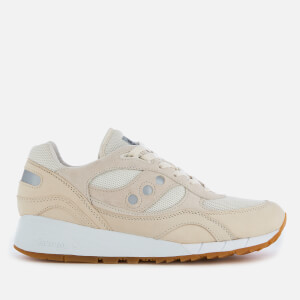 Saucony Men's Shadow 6000 Trainers - Tan/Eggnog