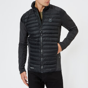 Haglofs Men's Mimic Hybrid Jacket - True Black