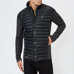 Haglofs Men's Mimic Hybrid Jacket - True Black