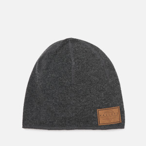 Haglofs Men's Whooly Beanie Hat - Magnetite
