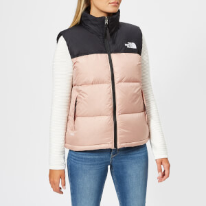 The North Face Women's 1996 Retro Nuptse Vest - Misty Rose