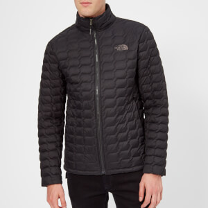e915d3cd75 The North Face Men's Thermoball Jacket - TNF Black Matte