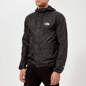The North Face Men's Mountain 1985 Seasonal Celebration Jacket - TNF Black/High Rise Grey