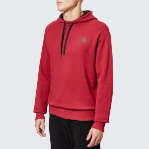 The North Face Men's Seasonal Drew Peak Pullover Hoodie - Rumba Red
