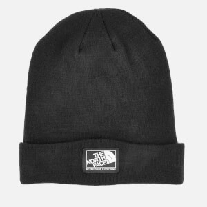 The North Face Dock Worker Beanie - TNF Black
