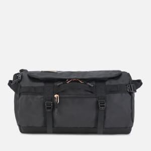 The North Face Extra Small Base Camp Duffel Bag - TNF Black/Metallic Copper