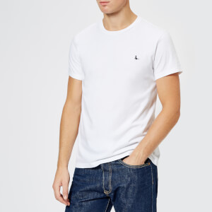 Jack Wills Men's Sandleford Classic Fit T-Shirt - White