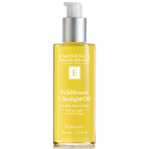 Eminence Organic Skin Care Wildflower Ultralight Oil 3.3 fl oz