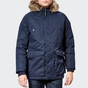 Marshall Artist Men's Altitude Parka Jacket - Navy
