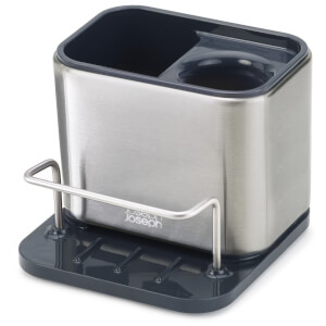 Joseph Joseph Surface Stainless-Steel Sink Tidy - Small