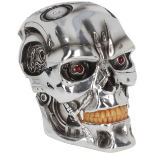Terminator 2 T-800 Terminator-schedel