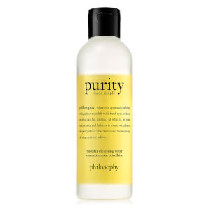 philosophy Purity Made Simple Cleansing Micellar Water 200 ml