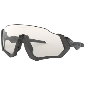 OAKLEY FLIGHT JACKET PHOTOCHROMIC サングラス - GREY INK/CLEAR BLACK