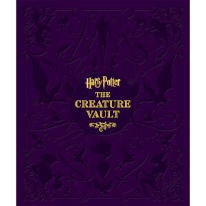 Harry Potter - The Creature Vault (Hardback)
