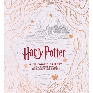 Harry Potter - A Cinematic Gallery (Hardback)