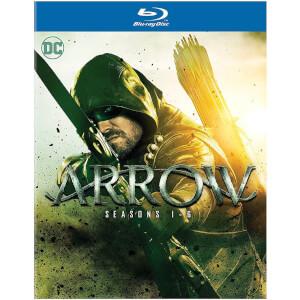 Arrow Season 1-6