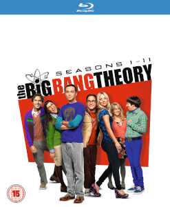 Big Bang Theory Season 1-11