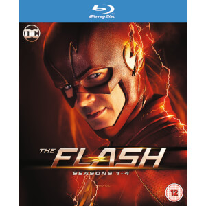 Flash Season 1-4