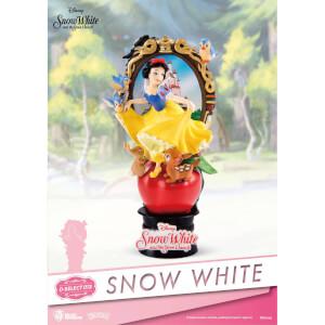 Statuette Diorama Blanche-Neige Blanche-Neige et les Sept Nains D-Select PVC 15 cm