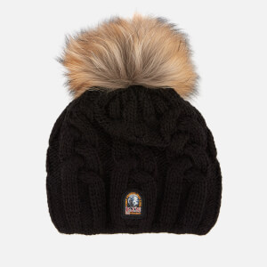 Parajumpers Women's Cable Hat - Black