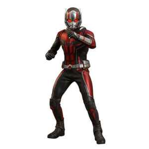 Figurine Ant-Man Ant-Man et la Guêpe Hot Toys Marvel Movie Masterpiece 1/6 - 30 cm