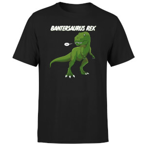 Bantersaurus Men's T-Shirt - Black