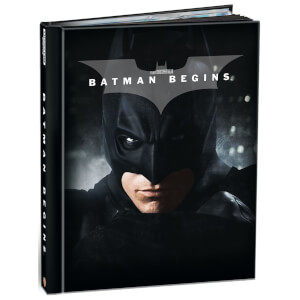 Batman Begins – 4K Ultra HD Limited Edition Film Book