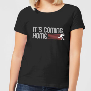 It's Coming Home Sprint Women's T-Shirt - Black