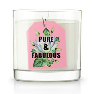 Wild Garden Pure & Fabulous Candle 100g
