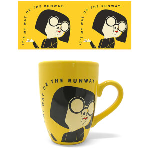 Incredibles 2 (It's My Way Or The Runway) Latte Mug