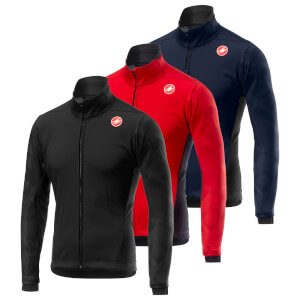 Castelli Mitico Jacket - Light Black