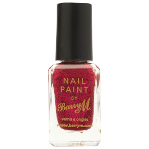 Barry M Cosmetics Classic Nail Paint - Ruby Slippers
