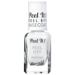 Barry M Cosmetics Peel It! Basecoat