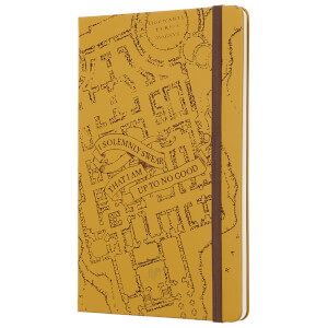 2019 Moleskine Harry Potter Limited Edition Notebook Beige Large Weekly 12-Month Diary