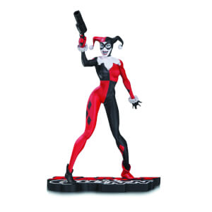 DC Collectibles DC Comics Harley Quinn Statue by Jim Lee