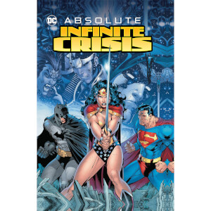 DC Comics Absolute Infinite Crisis Hardcover