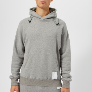 Satisfy Men's Jogger Hoodie - Heather Grey