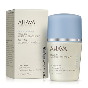 AHAVA Dead Sea Mineral Deodorant 50ml For Women