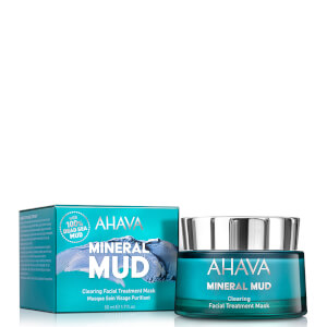 AHAVA Clearing Facial Treatment Mask 50ml