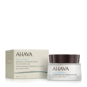 AHAVA Essential Day Moisturizer Combination -kosteusvoide 50ml