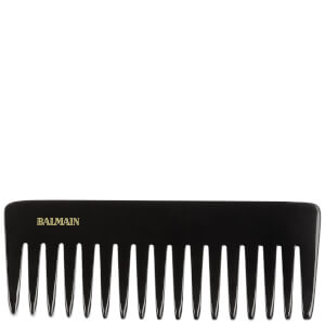 Balmain Texture Comb - Black and White