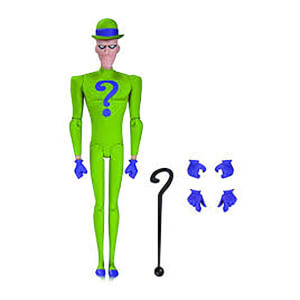 DC Comics Batman Animated New Batman Adventures Riddler Action Figure