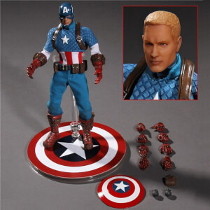 Mezco One:12 Collective Presents Captain America