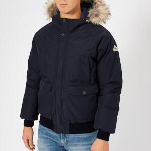 Pyrenex Men's Mistral Bomber Jacket Fur - Admiral