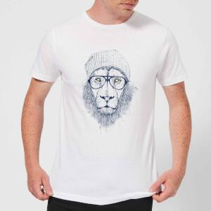 Balazs Solti Lion Men's T-Shirt - White
