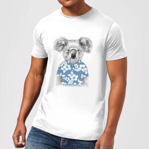 Koala Bear Men's T-Shirt - White