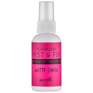 Barry M Cosmetics Makeup Setting Spray - Matte