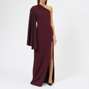 Solace London Women's Lani Dress - Aubergine