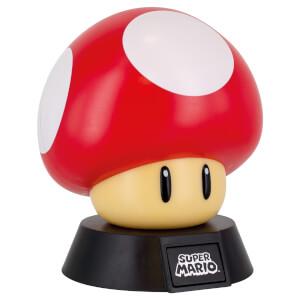 Super Mario Bros. Super Mushroom Lamp